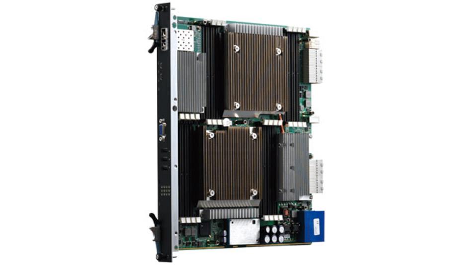 AdvancedTCA-Blade-Rechner aTCA-9710 von Adlink