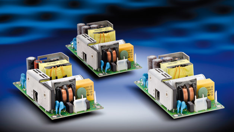 Netzteil-Mini mit viel Power: die neue ZMS100-Reihe für die Ausgangsspannungen 12V, 15V, 24V, 36V und 48V.