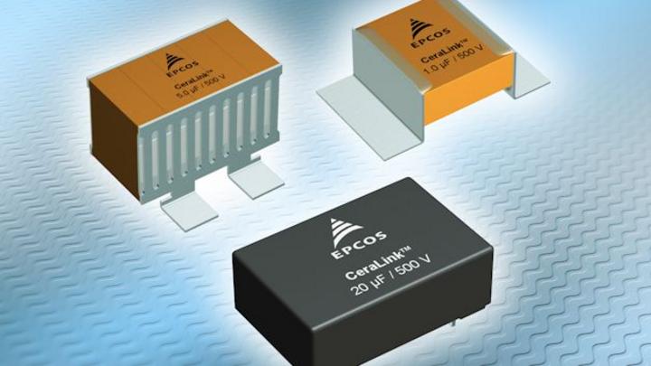 Snubber- und DC-Link Kondensator für SiC- und GaN-Halbleiter