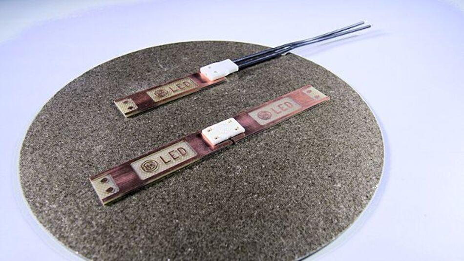 LED-Hochvolt-Verbinder