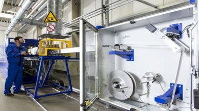 BASF-KIT-Supraleitungsforschung