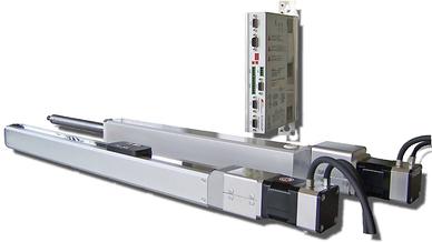 Komplett Linearachsen der Baureihe Ecomplete von der Jenaer Antriebstechnik