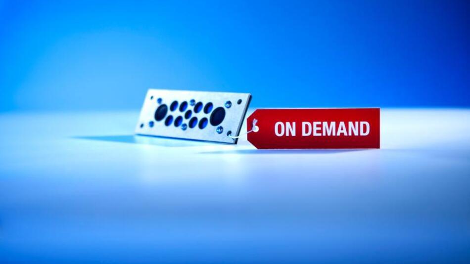 Neues Konzept für die Erstellung kundenspezifischer Kabeldurchführungen