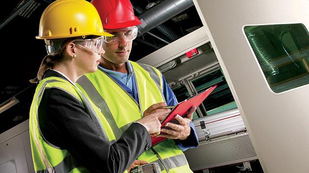 Sicherheit im Maschinenbau