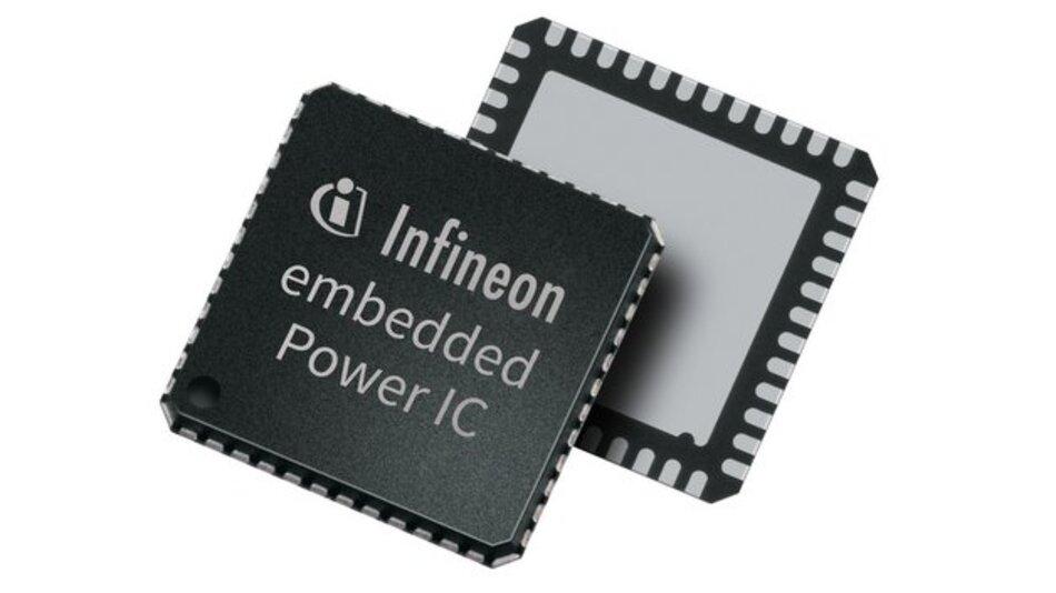 Die neue Embedded-Power-Familie von Infineon.