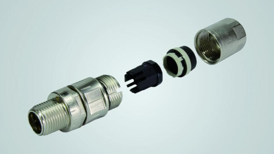 Auf der SPS IPC Drives wird Harting zudem für das Applikationsumfeld Gigabit Ethernet einen feldkonfektionierbaren M12-Steckverbinder mit X-Kodierung vorstellen. Der sehr schlanke »har-speed M12«-Steckverbinder mit IDC-Anschlusstechnik lässt sich überall dort einsetzen, wo vor Ort schnell ein Kabel angeschlagen oder angepasst werden muss.
