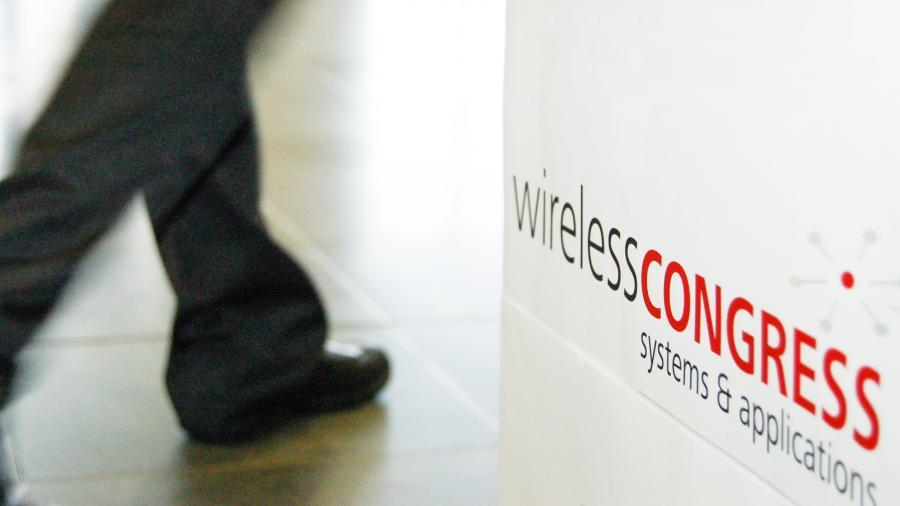 "Sehr gut besucht war auch heuer wieder der ""Wireless Congress - Systems & Applications"""