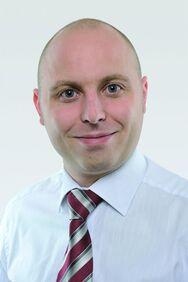 Fabian Konitzko, Business Development DACH bei Paessler