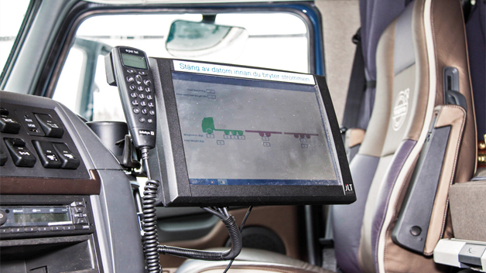 Bild 3: Volvo nutzt die VMTs zur Überwachung wichtiger Aspekte seiner Groß-Lkws und zur Senkung des Kraftstoffverbrauchs