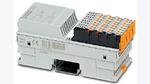 Als Bestandteil des modularen I/O-Systems Axioline zeichnet sich die Analog-Eingangsbaugruppe AXL AI8 durch robustes Design, einfache Handhabung und kurze Reaktionszeiten aus
