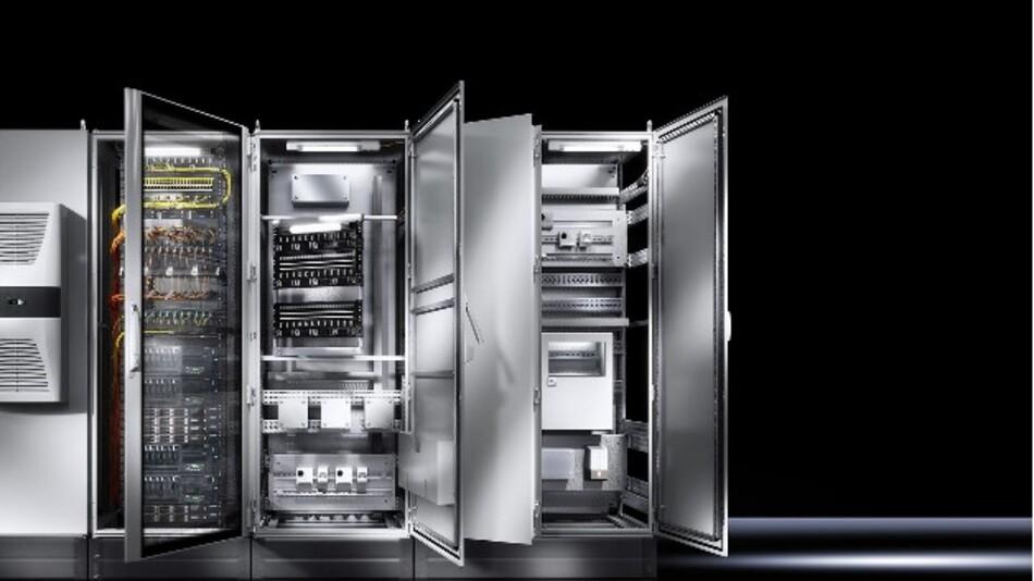 10 Mio. Schaltschranksysteme TS8 hat Rittal seit 1999 gefertigt.