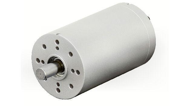 Baukastensystem für ECI-Antriebe mit neuem 80 mm Motor erweitert