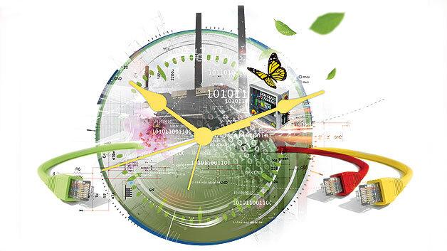 Ein Chip für vernetzte Automatisierungsgeräte, der mehrere Echtzeit-Ethernet-Protokolle abarbeitet