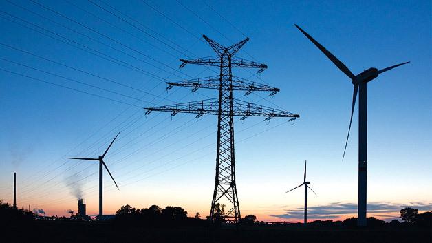 Erneuerbare Energien im Smart Grid.