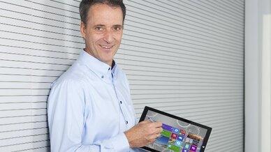"""Ein Gastbeitrag von Microsoft: Mobile-Enterprise: """"Die ..."""