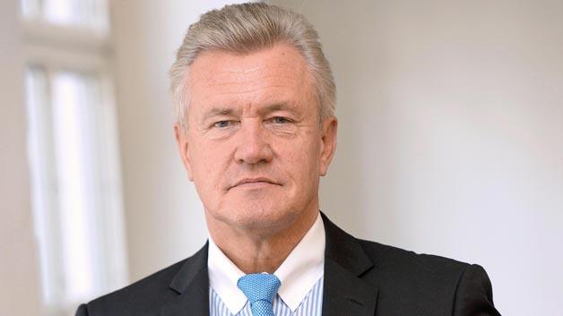 Dieter Bellé, Vorstandsvorsitzender der Leoni AG
