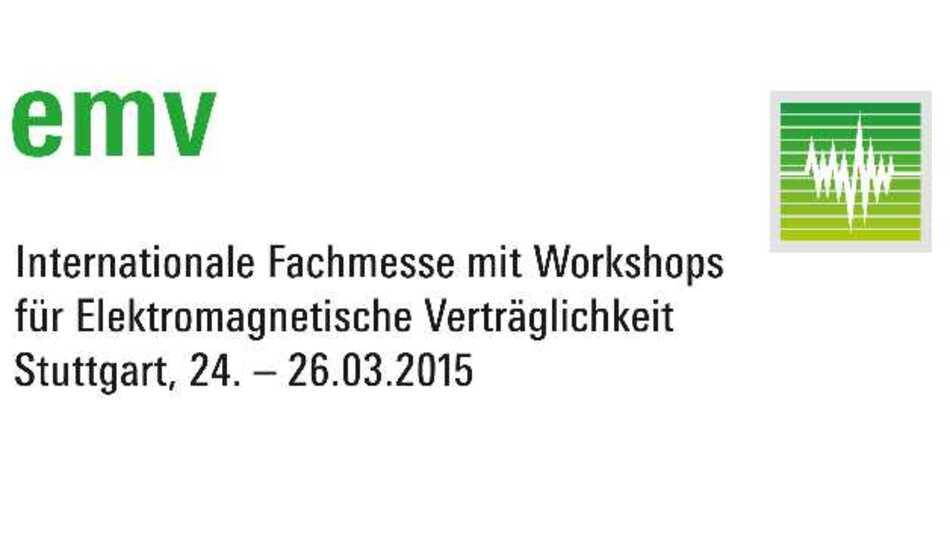 Ende März 2015 treffen sich EMV-Experten und solche, die es werden möchten, auf der Fachmesse »EMV 2015«