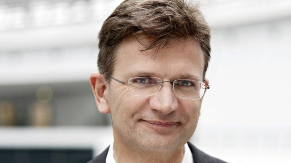 Klaus Fröhlich ist neuer Vorstand für das Ressort Entwicklung.