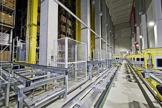 Das neue Global Distribution Center