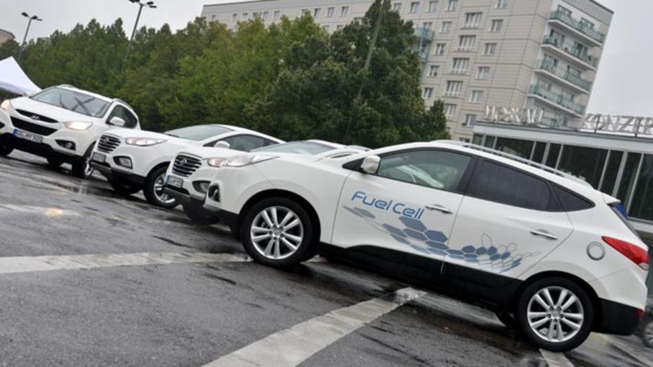 """Hyundai ix35 FCEV soll auch für """"Otto-Normalverbraucher"""" verfügbar werden."""