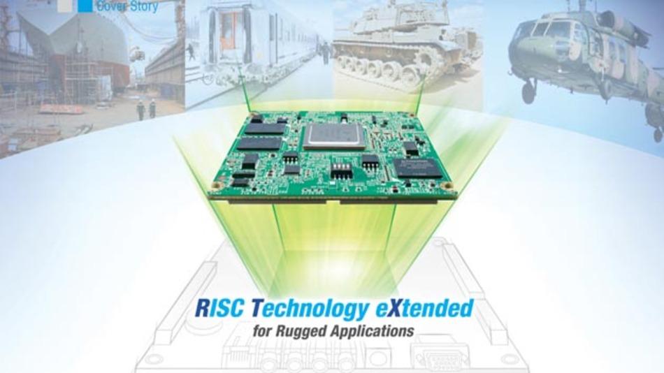 RTX ist ein Format für besonders robuste Computermodule