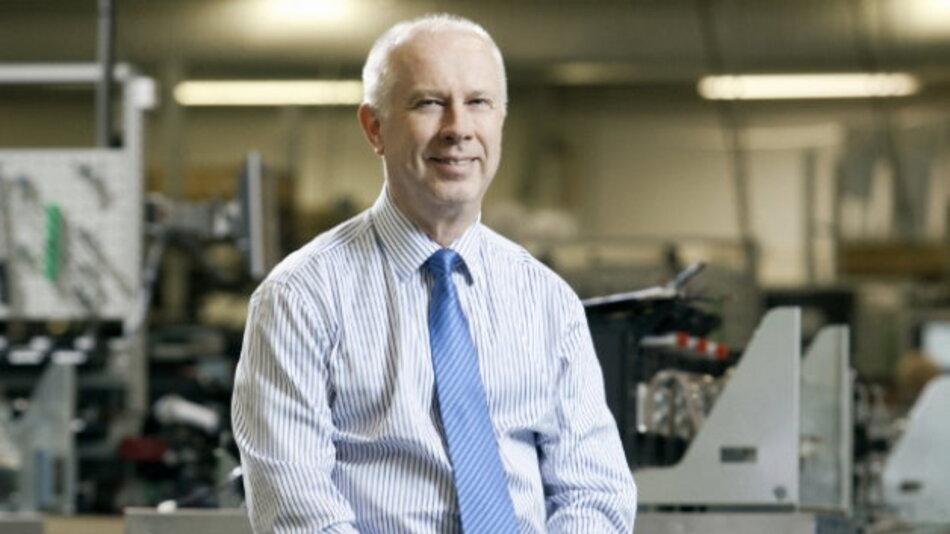 Bisher Präsident und CEO von Vacon, jetzt Präsident von Danfoss Drives: Vesa Laisi