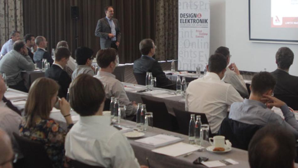 Mehr als 570 Teilnehmer, Referenten und Aussteller kamen im Juli 2014 in München zu den beiden parallelen Veranstaltungen 'Forum Funktionale Sicherheit' und 'Embedded Systems Symposium' zusammen.
