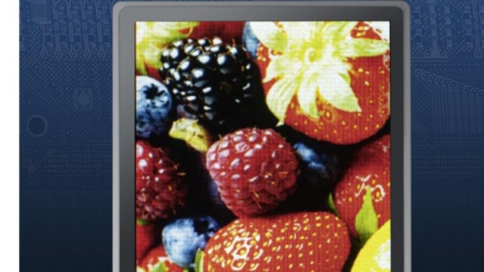 Densitron setzt bei PCAP-Touch auf die »One Glas Solution«-Technik, bei der Touch-Sensor und Blende in einem einzigen Glas verbunden sind.