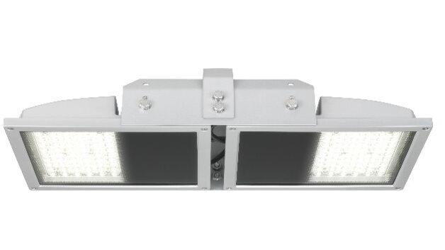 toshiba beleuchtungssystem f r hohe r ume elektroboerse. Black Bedroom Furniture Sets. Home Design Ideas