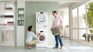 Miele Waschmaschine und Trockner