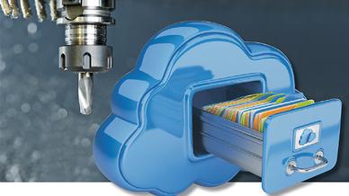 Cloud für den Maschinenbau