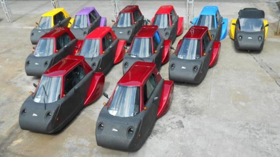 Spira4u mit Elektromotor