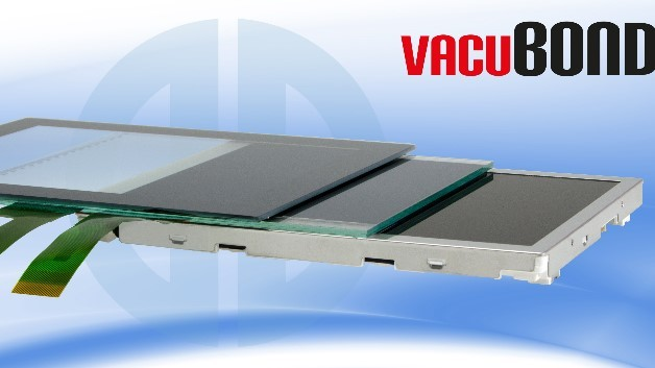 Bei Distecs »Optical Bonding«-Verfahren VacuBond sorgt die Null-optische-Fehler-Fertigung für hohe optische Qualität.