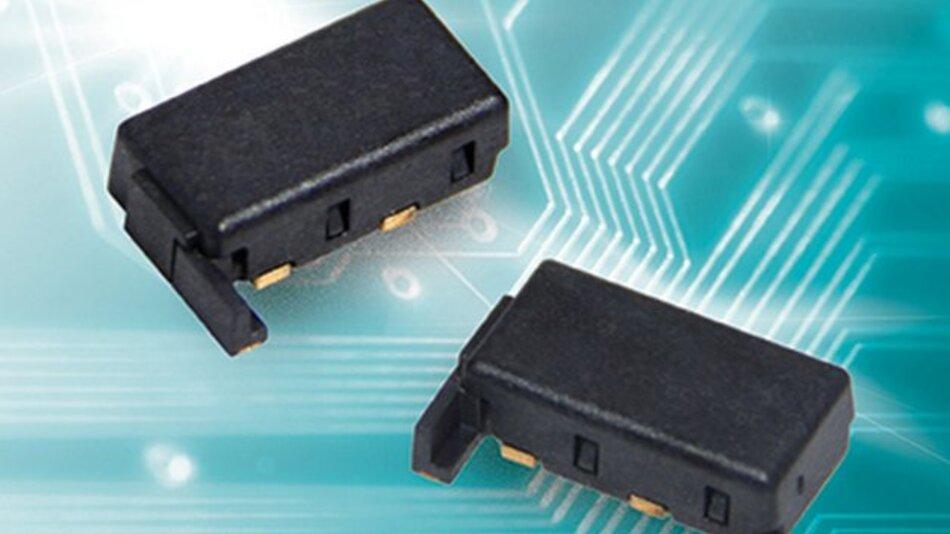 Der oberflächenmontierbare HCRTP von TE lässt sich mit einem Standard-Lötprozesses installieren.