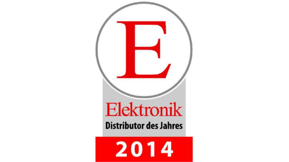 Elektronik-Distributor des Jahres 2014