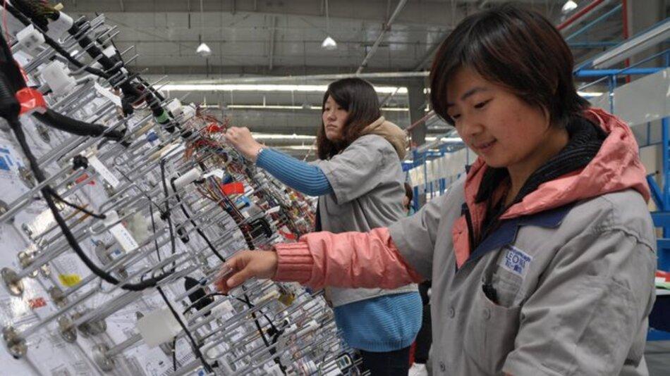Leoni soll zwischen 130.000 und 160.000 Kabelsätze pro Jahr liefern.
