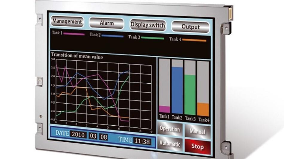Dank »Form-Fit-Function«-Prinzip hat NLTs 8,4-Zoll-TFT-Display NL8060AC21-21D identische Abmessungen und Fixierungspunkte wie das Vorgängermodell.