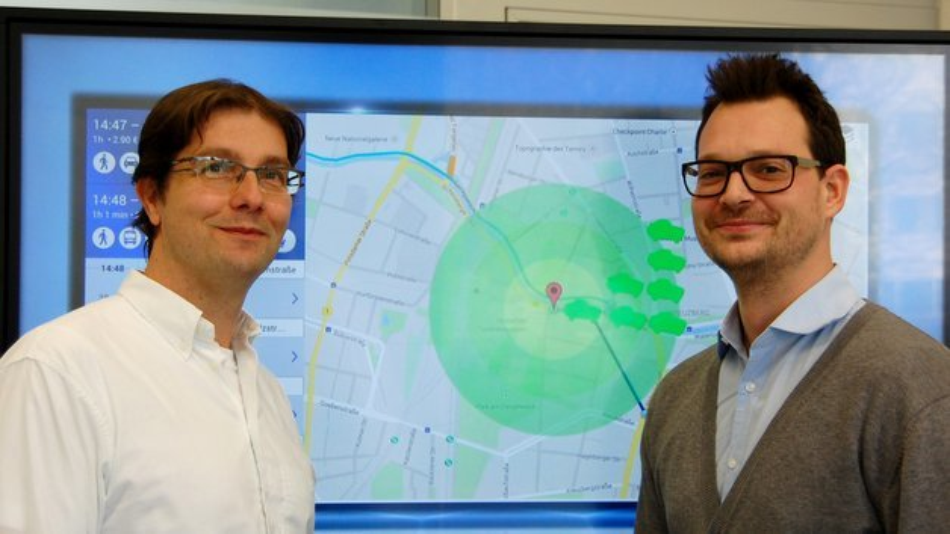 Forscher von Siemens Corporate Technology haben einen Algorithmus entwickelt, der die Echtzeit-Daten von Carsharing-Autos nutzt, um ihre zukünftige Position  vorherzusagen.