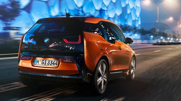BMWs Elektrokleinwagen i3