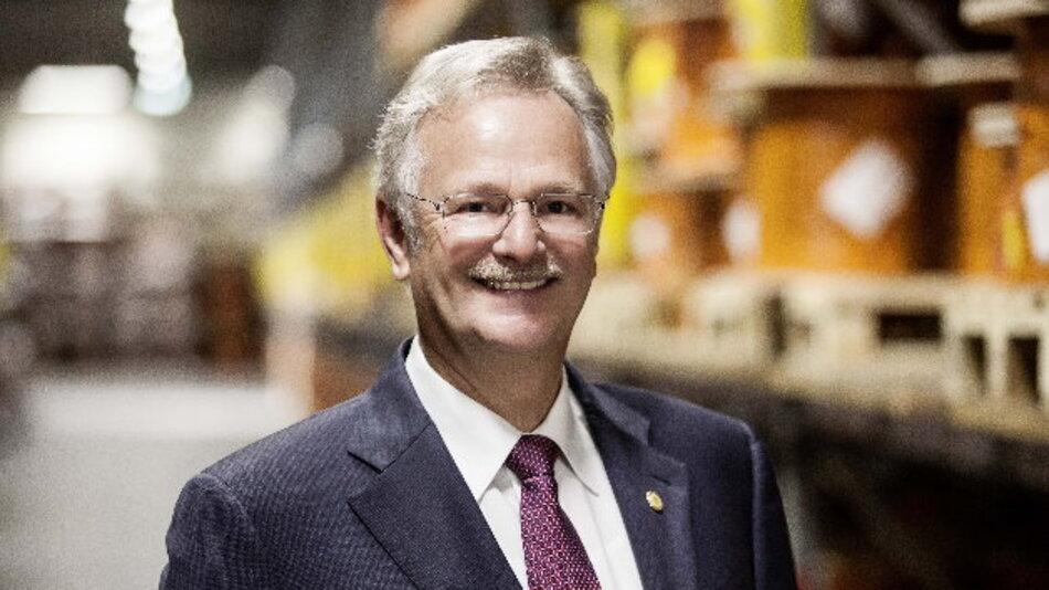 """Siegbert Lapp: """"Wir sind und bleiben ein Familienunternehmen."""""""