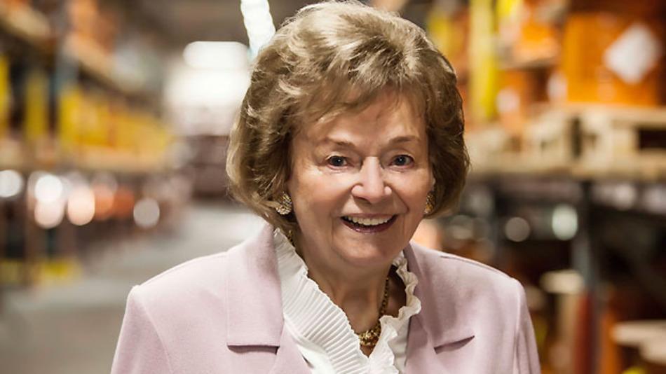 Firmengründerin Ursula Ida Lapp