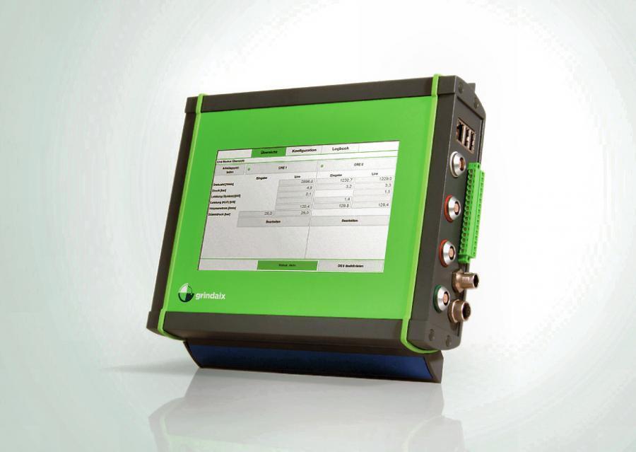 Bild 1. Der Coolant Controller, ein neuartiges KSS-Steuerungsmodul, erhielt ein robustes Elektronikgehäuse der Bopla Gehäuse Systeme GmbH