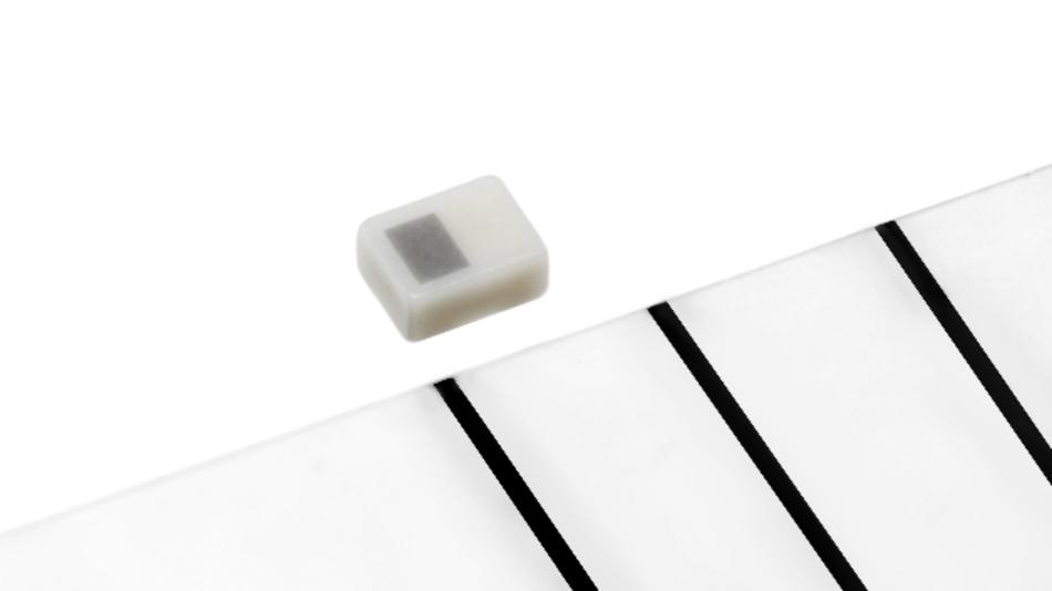 Nur 0,3 mm hoch ist der LTE-Tiefpassfilter