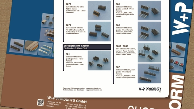 Short-Form-Steckverbinder-Katalog