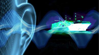 Akustische Eigenschaften der Schiffe, Fraunhofer