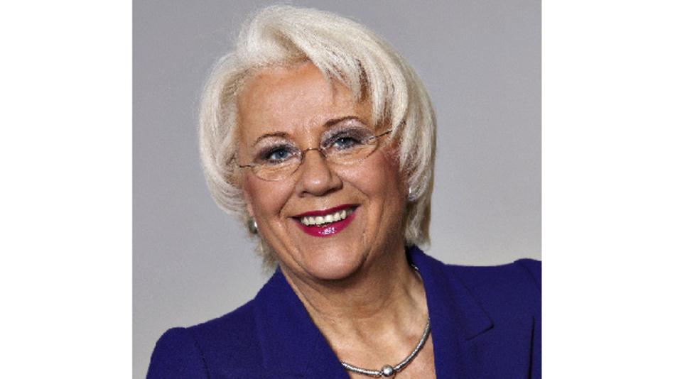 Margrit Harting feiert am 3. Februar 2015 ihren 70. Geburtstag