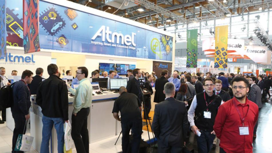 Vom 24. bis 26. Februar 2015 öffnet die »embedded world Exhibition&Conference 2015« ihre Tore in Nürnberg.