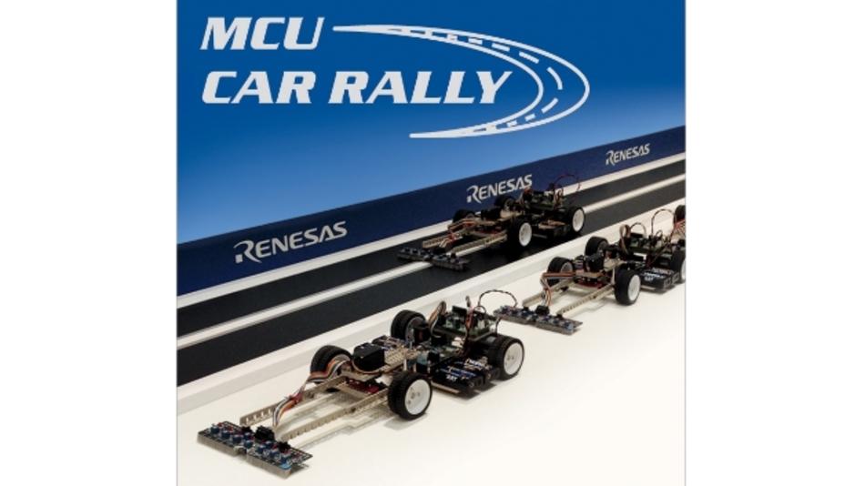 Austragungsort für die erste »European MCU Car Rally« ist das Foyer (Eingang Mitte) unmittelbar vor Halle 1 der Messe Nürnberg.