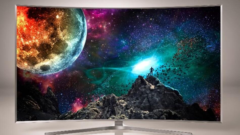 Samsungs SUHD-TV-Geräte mit Diagonalen bis 88 Zoll basieren auf der Quantum-Dots-Display-Technologie und erreichen Cadmium-frei eine Farbwiedergabe wie OLED-Displays.