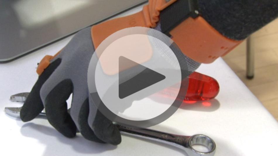 ProGlove, ein smarter Handschuh für den industriellen Einsatz